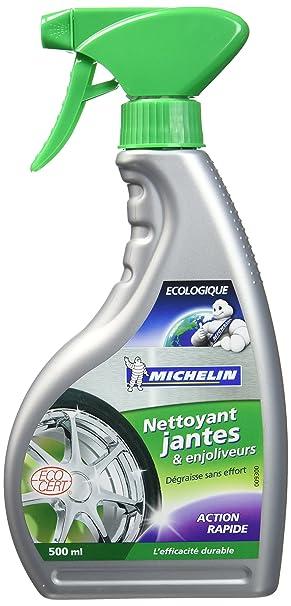Michelin - Limpiador de llantas y tapacubos