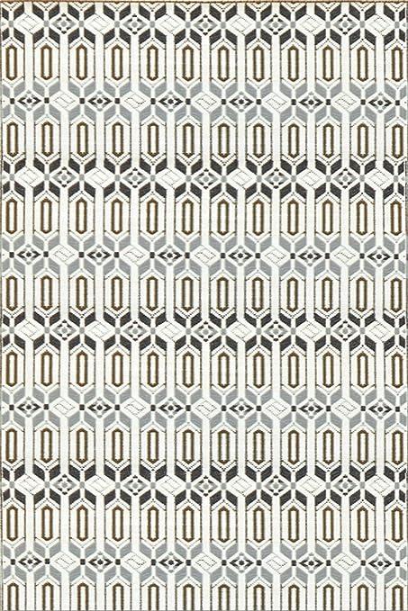 Amazon.com: Mad Mats Marroquí tapete para piso interior ...