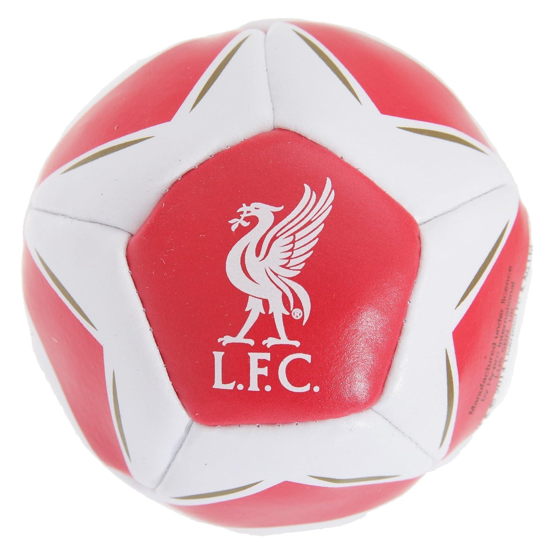 Liverpool FC Official - Balón Kick N Trick (Talla Única/Rojo ...