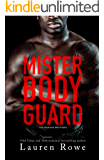 Mister Bodyguard (The Morgan Brothers Book 4)