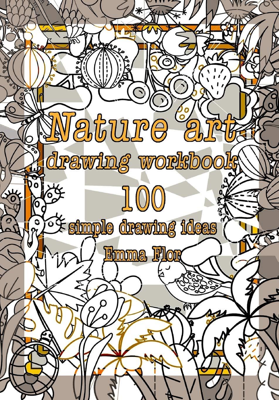 Kids Nature Art Drawing