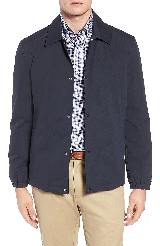 [コールハーン] メンズ ジャケットブルゾン Cole Haan Signature Rain Jacket [並行輸入品] B07BMSBNTC Large