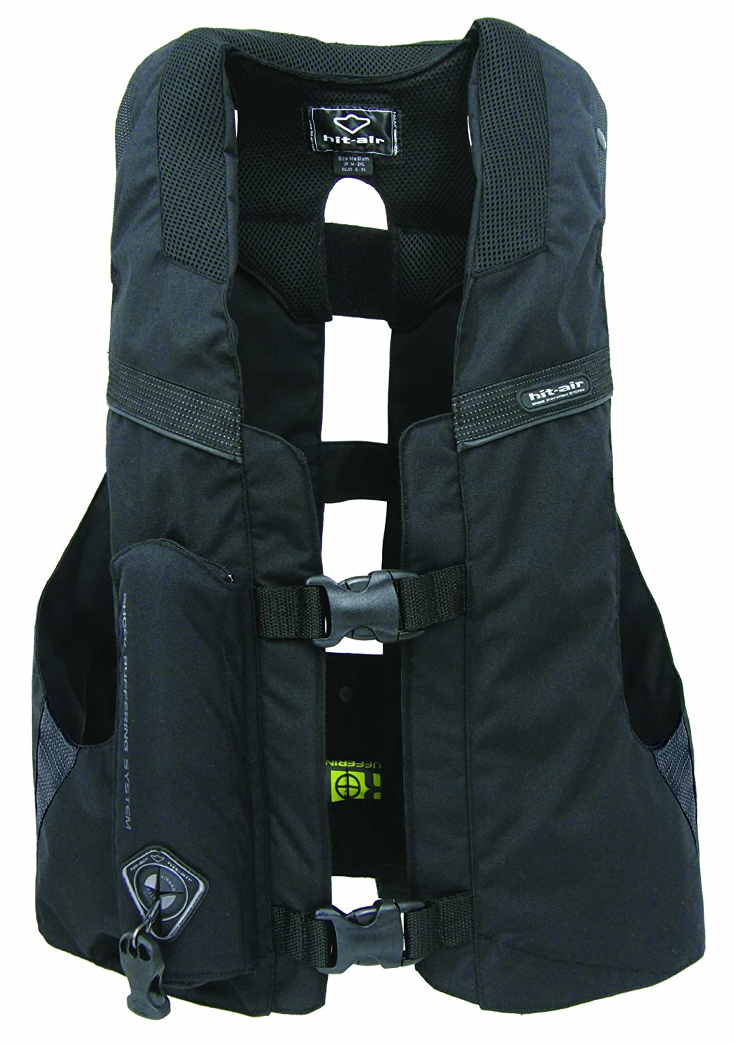 "Hit-Air Inflatable Vest ""MLV-C"" in Black"