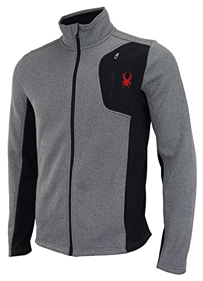 Pick A Color Spyder Mens Raider Full Zip Sweater