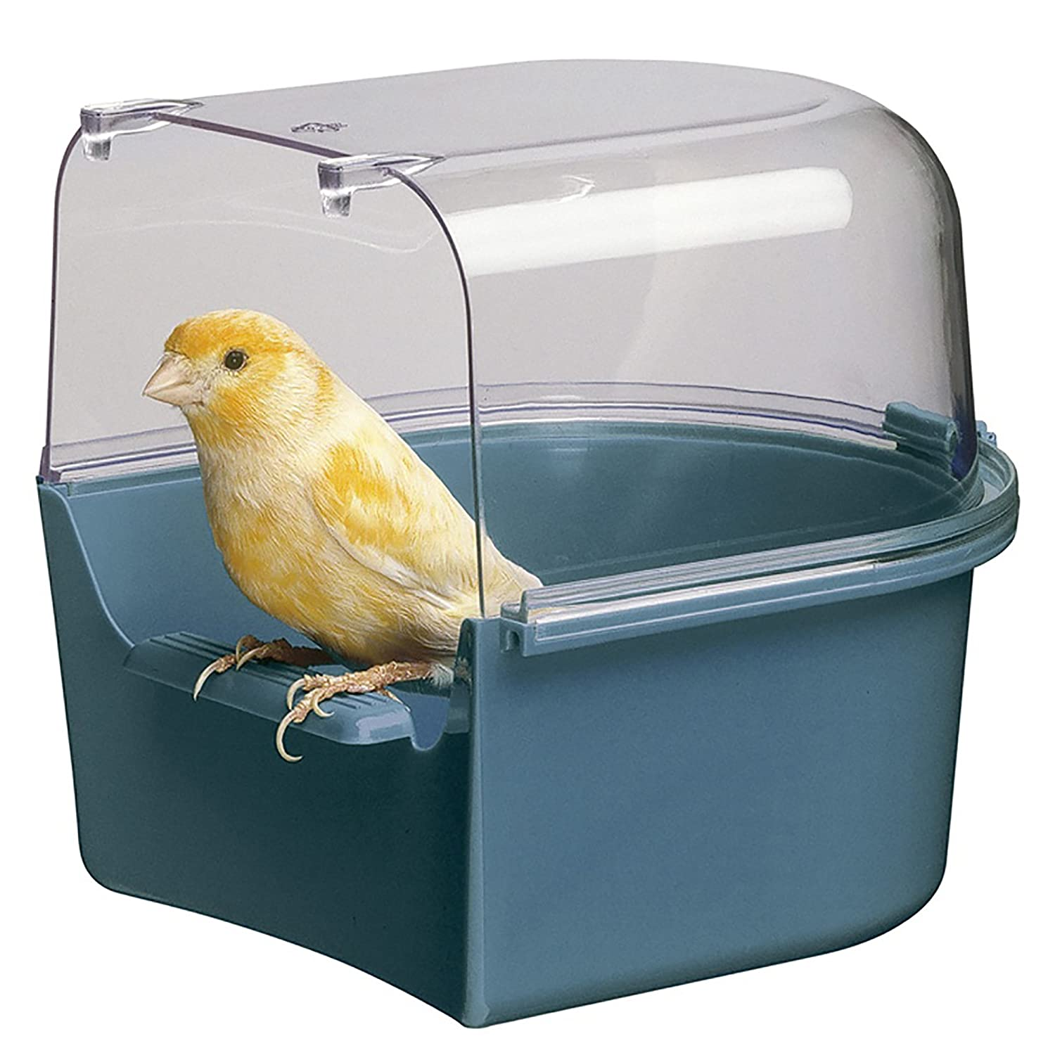 Ferplast Trevi Bird Bath Covered Canary 14x15x13cm B2_0175371 1213