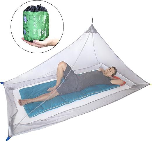 Dimples Excel Zanzariera Da Viaggio Campeggio Letto Singolo Pieghevole Portatile Zanzariera Viaggio Tropicale Singola Per Viaggi Bagaglio a Mano