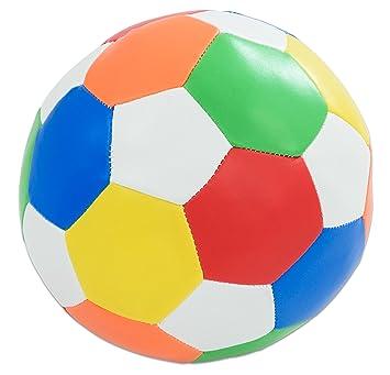 LENA_62178_-_SOFT_FUßBALL_AUS_SCHAUMSTOFF??_WEICHER_BALL_CA._18_CM Spielzeug für draußen