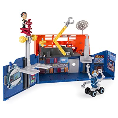 RUSTY RIVETS - Rivet Lab Playset: Toys & Games