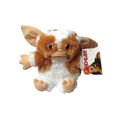 Blanco-marrón Gremlins - Gremlin 20 cm muñeco de peluche: Juguetes y juegos