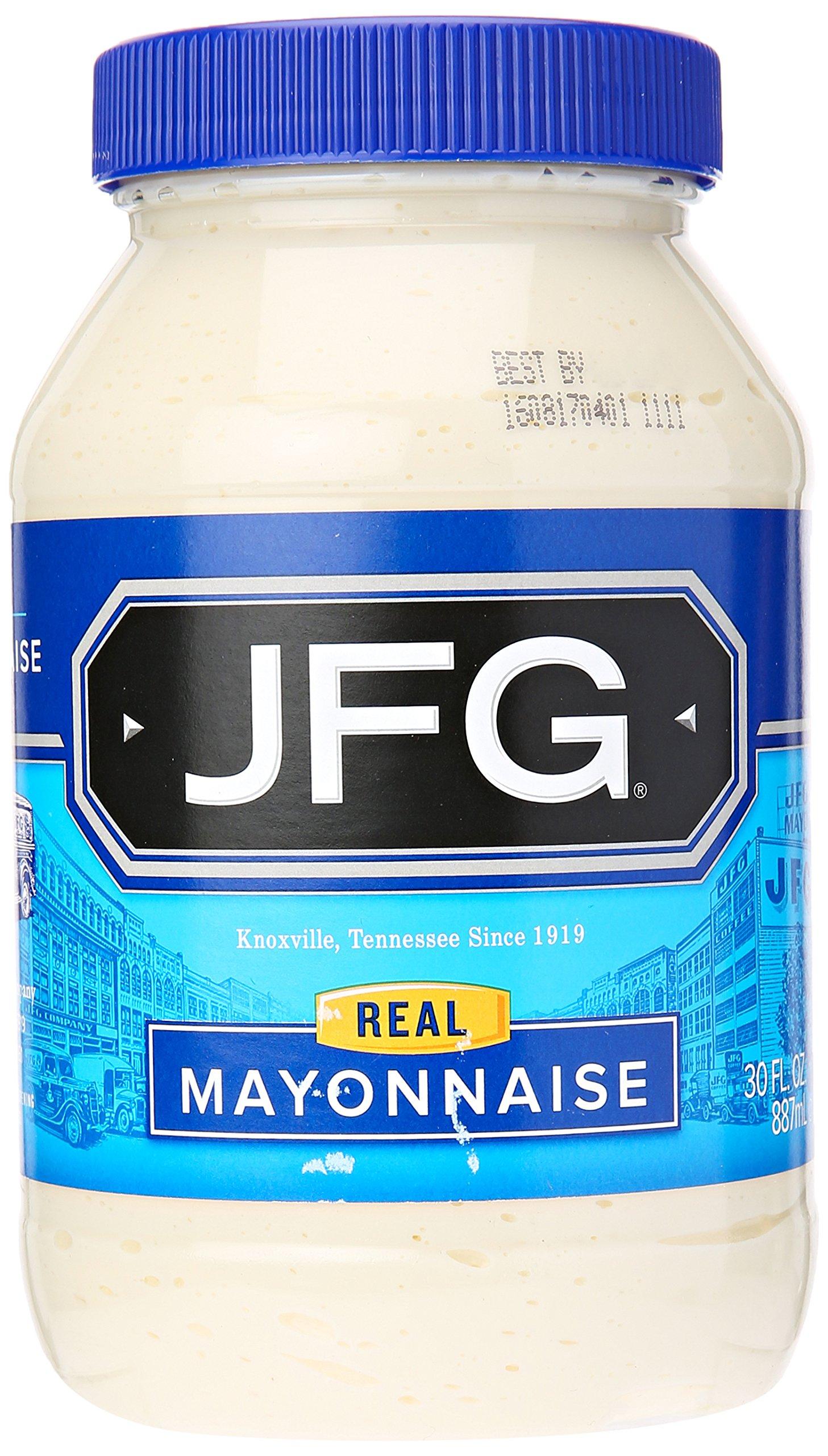 Reily Foods JFG Mayonnaise, 30 oz
