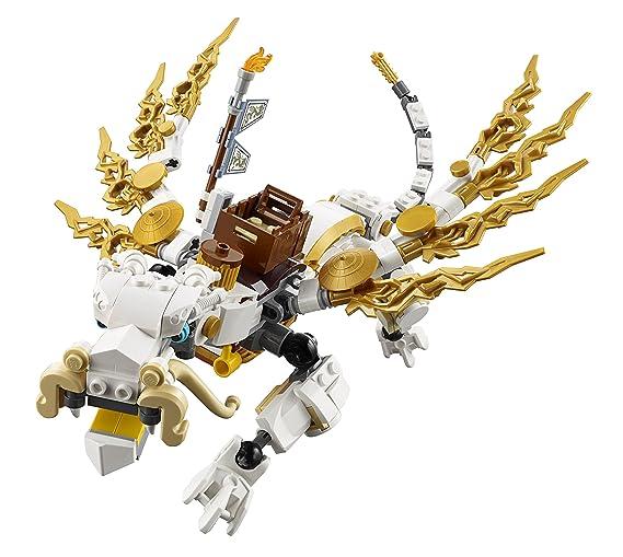 Amazon.com: LEGO Ninjago 70734, kit construcción del ...