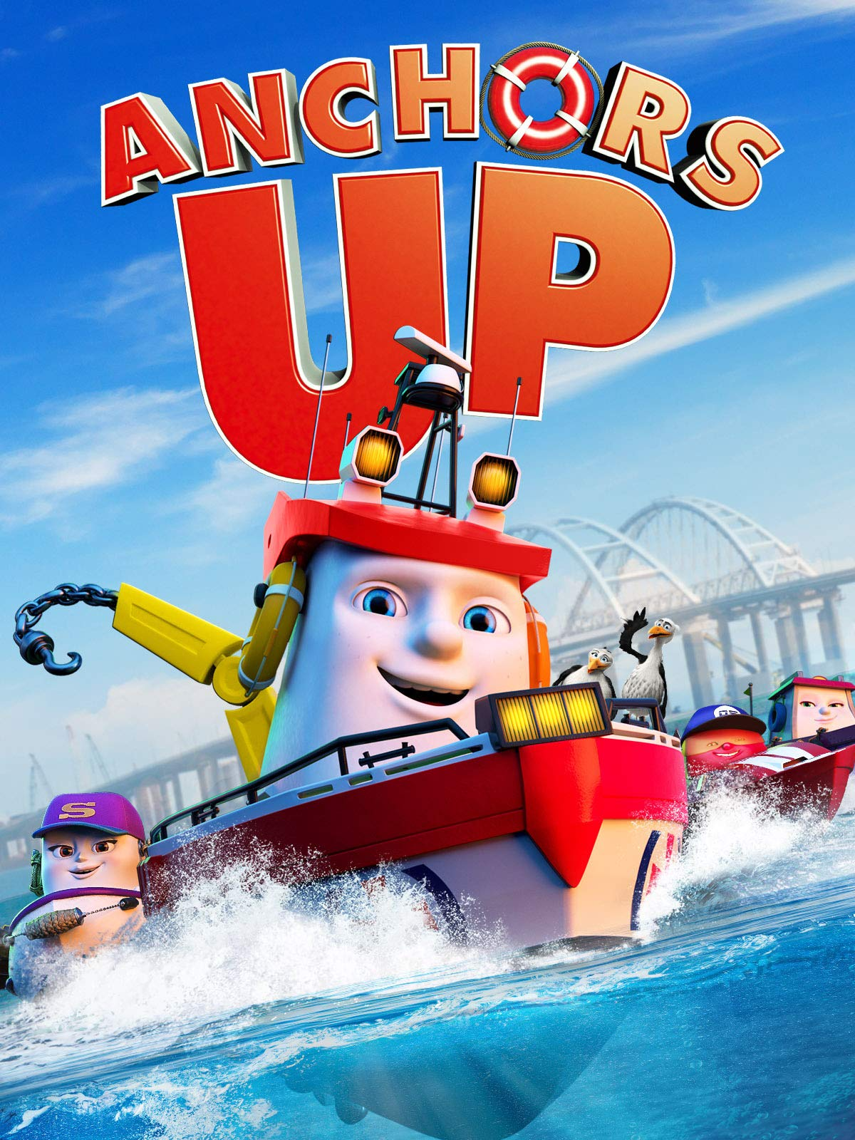 Anchors Up on Amazon Prime Video UK