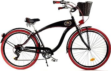 28 pulgadas – Rueda City Ciudad Joven bicicleta Cruiser Shimano 6 ...