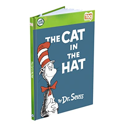 LeapFrog Tag Classic Storybook the Cat in the Hat: Toys & Games