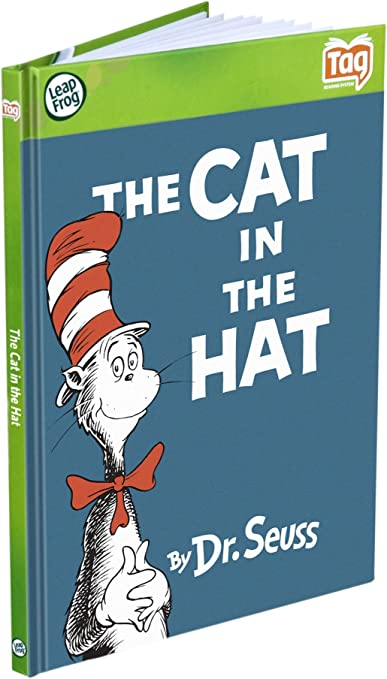 Amazon com: LeapFrog Tag Classic Storybook the Cat in the Hat