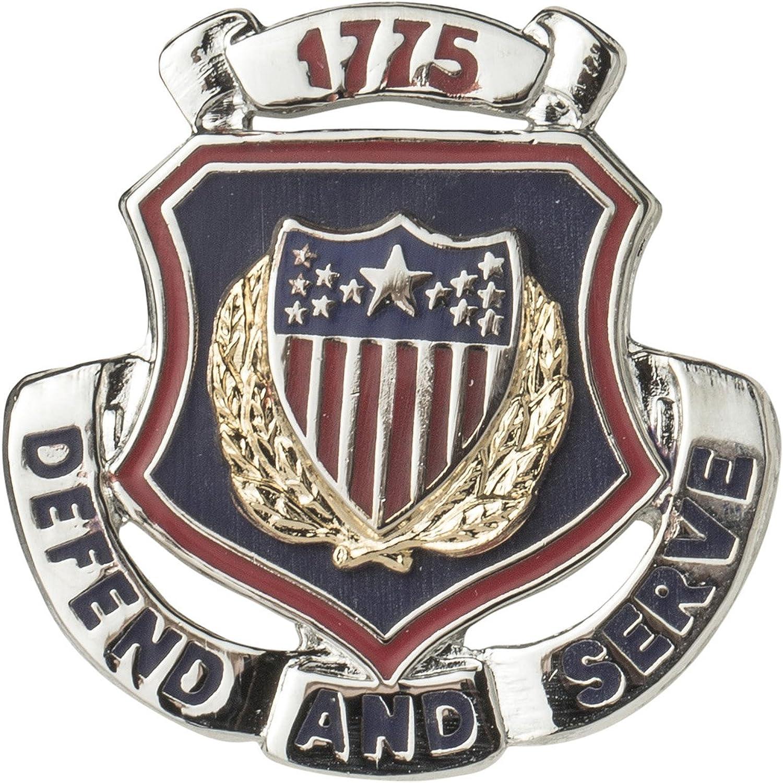 AG Regimental Crest, Army