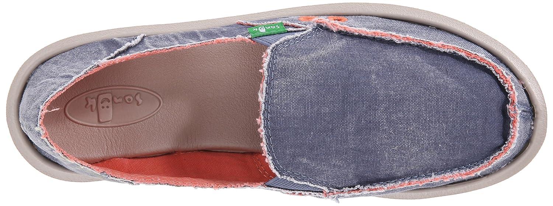 Sanuk Sanuk Sanuk Damens's Damenschuhe Distressed Flat - e1beb3