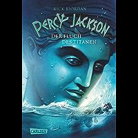 Percy Jackson - Der Fluch des Titanen (Percy Jackson 3) (German Edition)