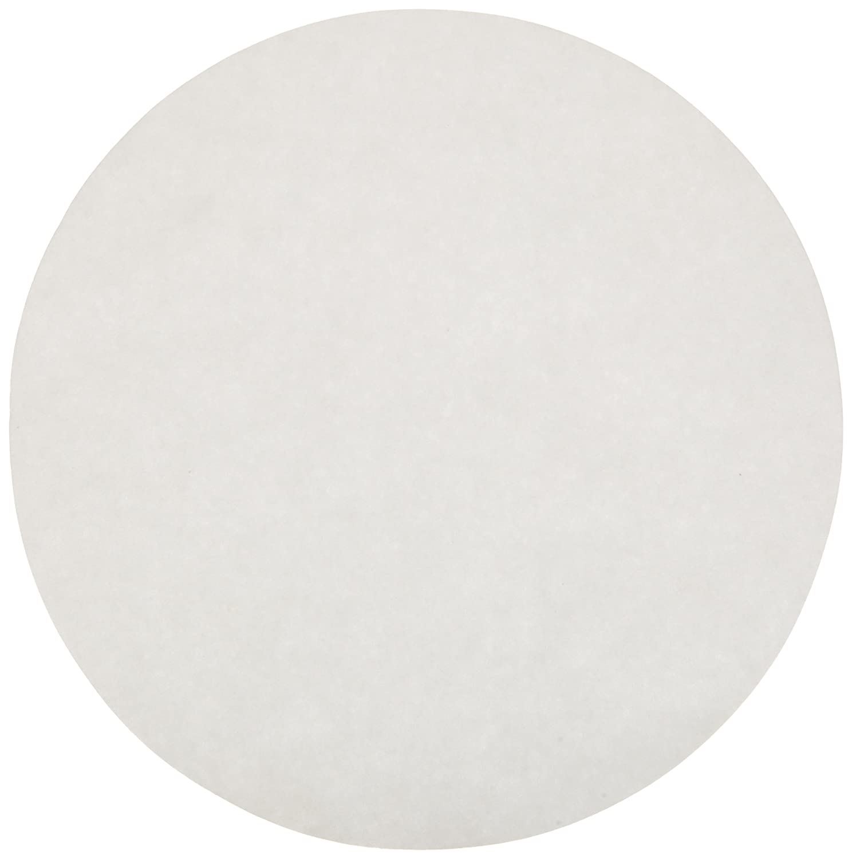 12.5cm Diameter Ahlstrom 0950-1250 Quantitative Filter Paper Grade 95 Pack of 100 1.5 Micron Slow Flow