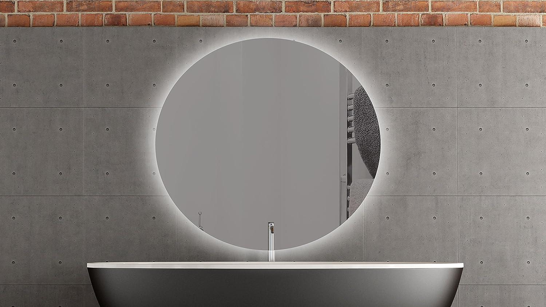spiegel mit led beleuchtung cool large size of badezimmer spiegel badezimmer mit beleuchtung. Black Bedroom Furniture Sets. Home Design Ideas
