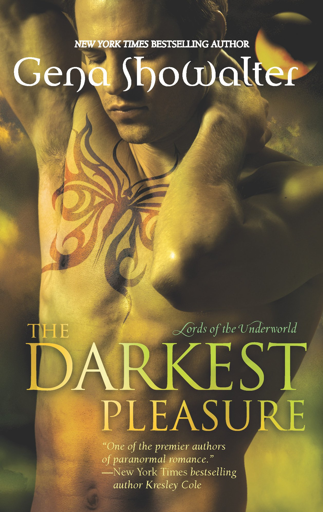Buy The Darkest Pleasure (Lords of the Underworld) Book Online at Low  Prices in India | The Darkest Pleasure (Lords of the Underworld) Reviews &  Ratings ...