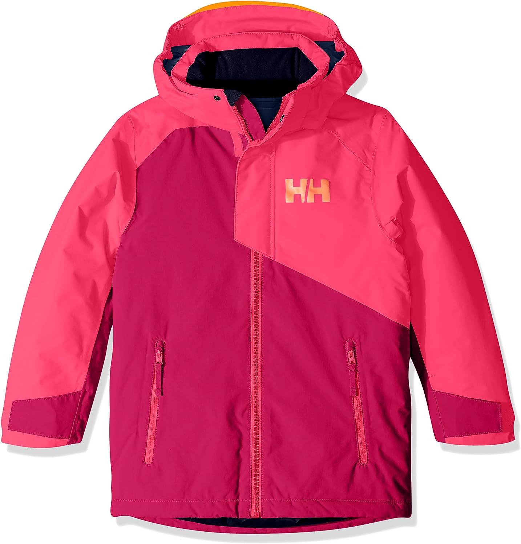 Helly-Hansen boys Junior Cascade Jacket