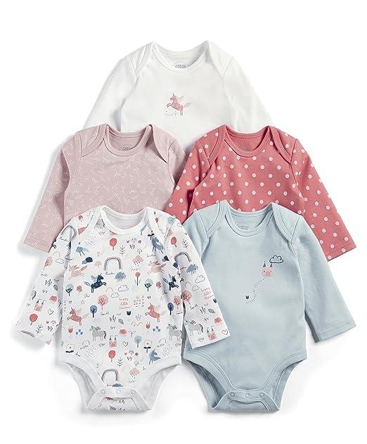 Mamas & Papas Body (Pack de 5 para Bebés