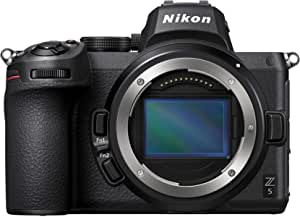 Nikon Z 5 Mirrorless Digital Camera (Body Only)