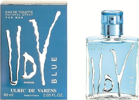 Ulric de varens Blue Eau de Toilette 60 ml: Amazon.es: Belleza