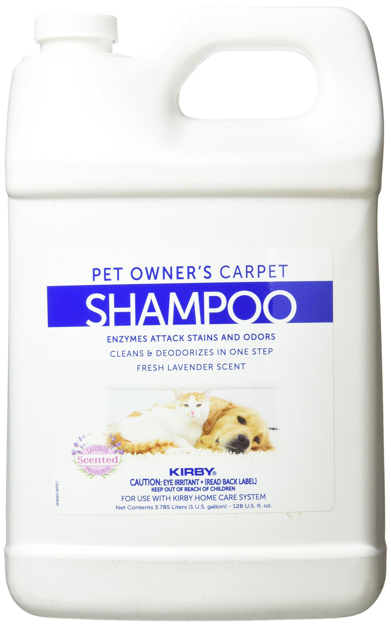 Kirby 1 Gallon Regular Pet Shampoo, 237507 by Kirby