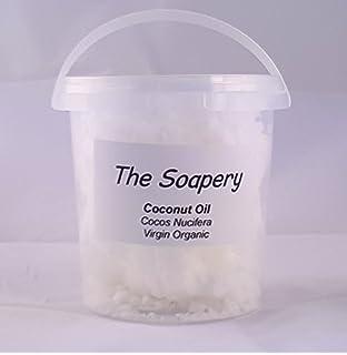 Aceite de Coco Virgen Extra 1 kg, puro, Raw, orgánico, prensado en