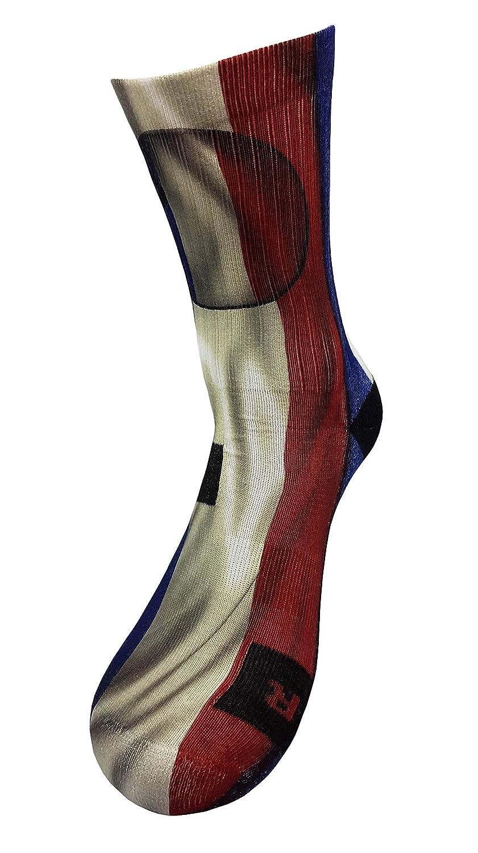 Bandera de Francia Calcetines con Diseño Motivo Hecho a Mano ...