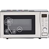Godrej 20 L Convection Microwave Oven (GMX 20 CA5 MLZ, Silver)
