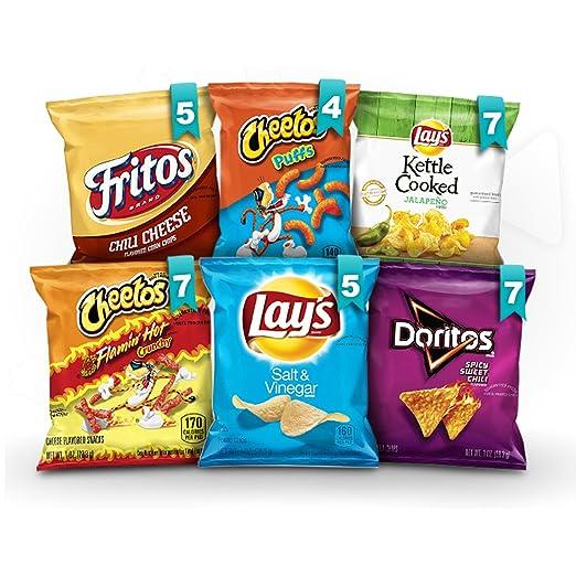 Frito-Lay Bold Mix Variety Pk.