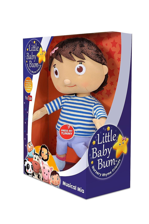 KD Toys LB8148 Little Baby Bum MIA - Peluche Musical: Amazon.es: Juguetes y juegos