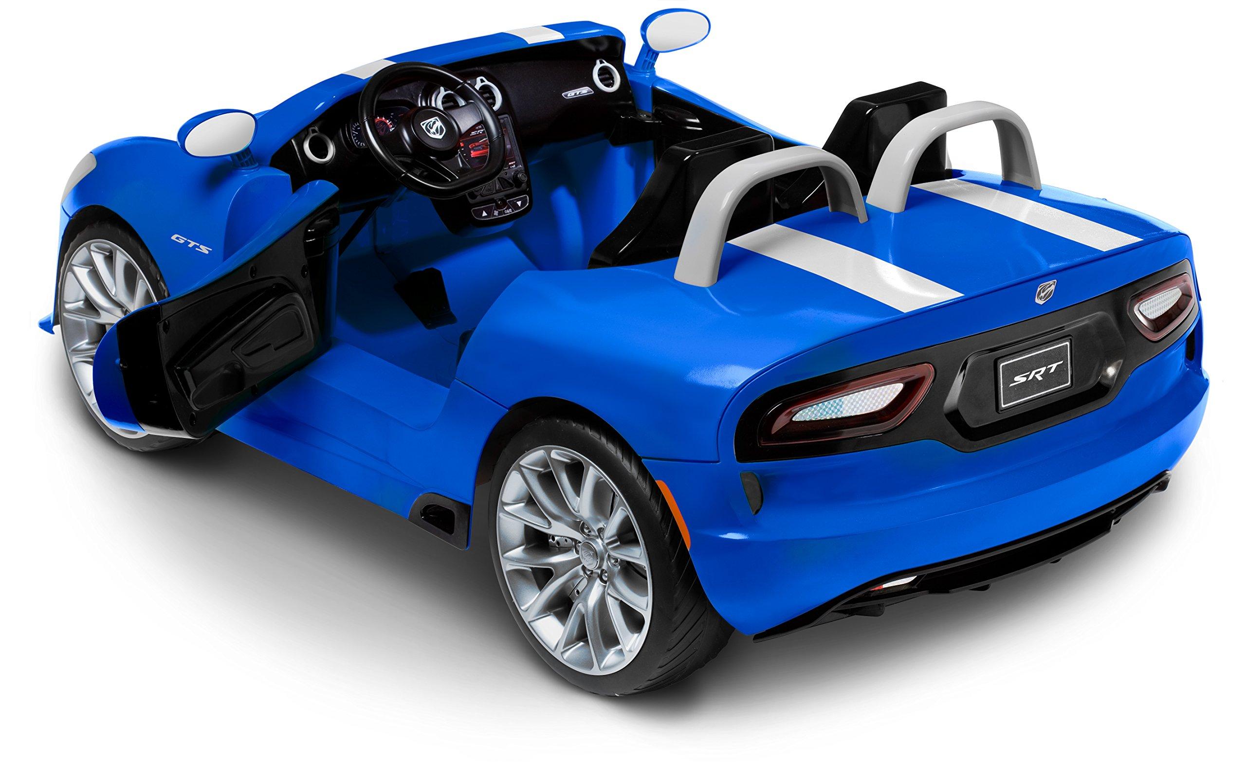 Kid Trax Dodge Viper SRT 12V Ride On by Kid Trax (Image #2)