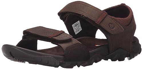 scarpe classiche data di uscita: sezione speciale Merrell Telluride Strap, Sandali a Punta Aperta Uomo: Amazon.it ...
