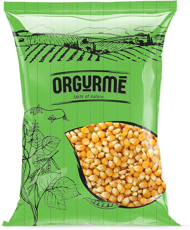 Orgurmé Lot de 6sachets de popcorn (6x400g)