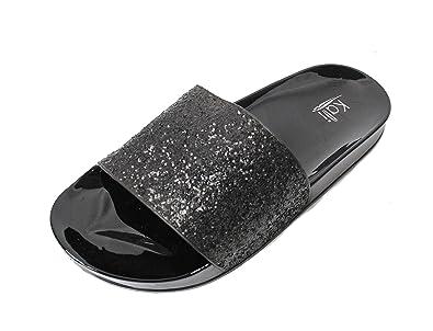 295f4d94a694d2 Kali Footwear Women s Bling Sparkly Star Slides Sandals (7 B(M) US