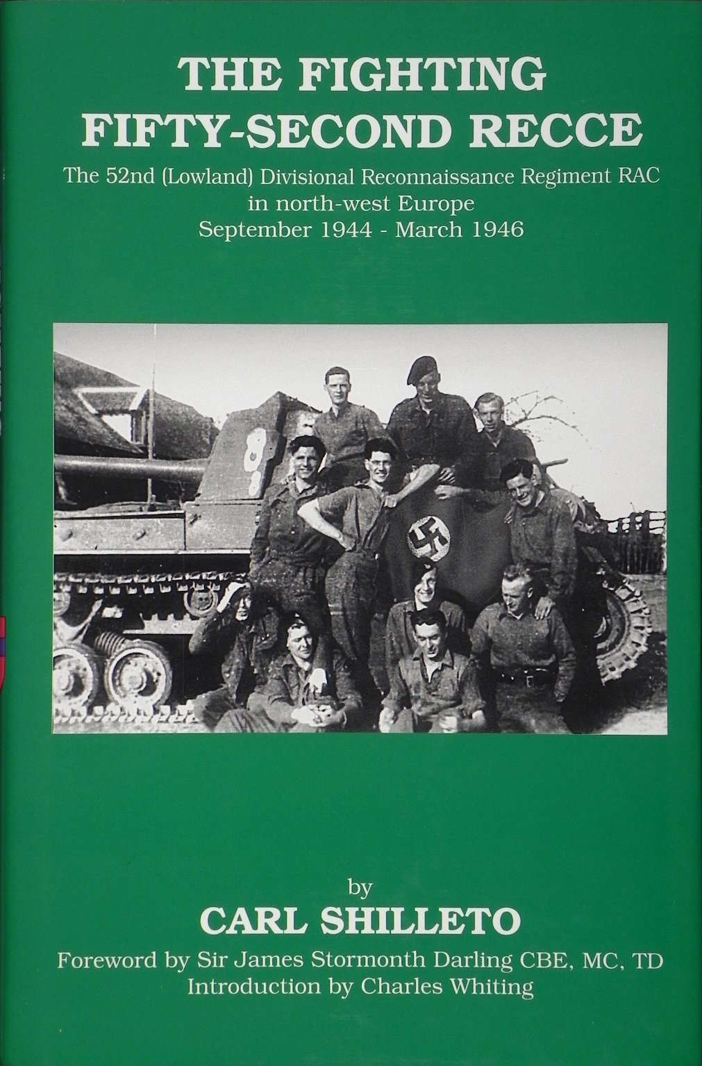 Download The Fighting Fifty-second Recce: The 52nd (lowland) Divisional Reconnaissance September 1944 to March 1946 PDF