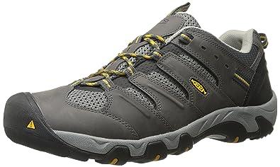 KEEN Men's Koven Hiking Shoe,Magnet/Tawny Olive,10 ...