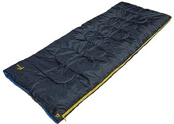 Best Camp Mareeba Saco de Dormir, Unisex, Azul, 190 x 75 cm: Amazon.es: Deportes y aire libre