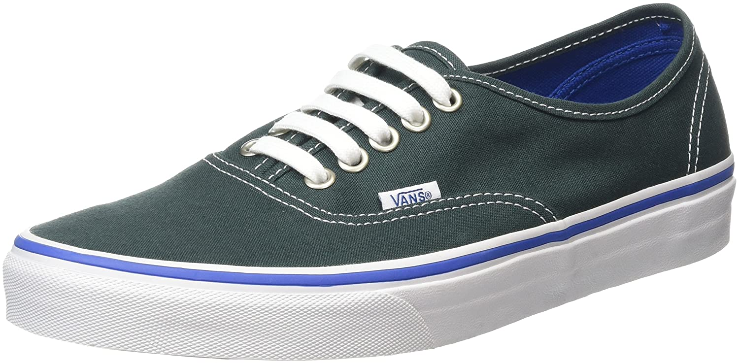 [バンズ] VANS VANS AUTHENTIC VEE3 B0198WLVT4 10.5 B(M) US Women / 9 D(M) US Men|Green Gables/True White Green Gables/True White 10.5 B(M) US Women / 9 D(M) US Men