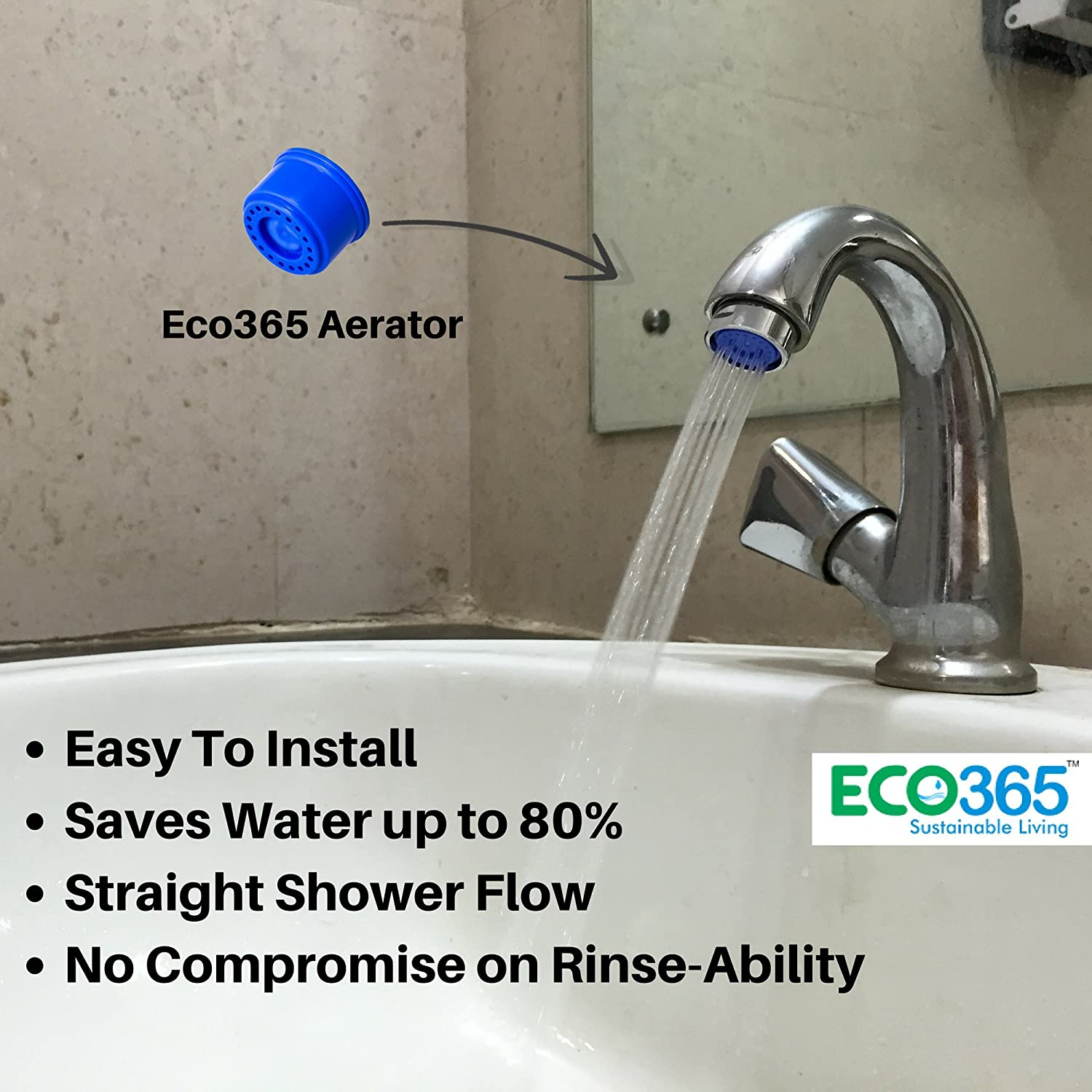 Nozzle for tap to save water: types, choices, reviews. Water saving tap nozzle 68