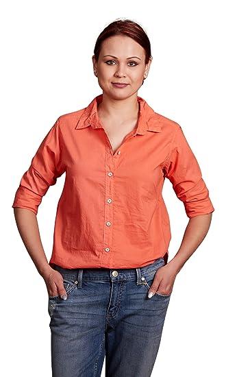 04ce7e72d Velvet by Graham & Spencer Women's Cotton Button Down Shirt at Amazon  Women's Clothing store: