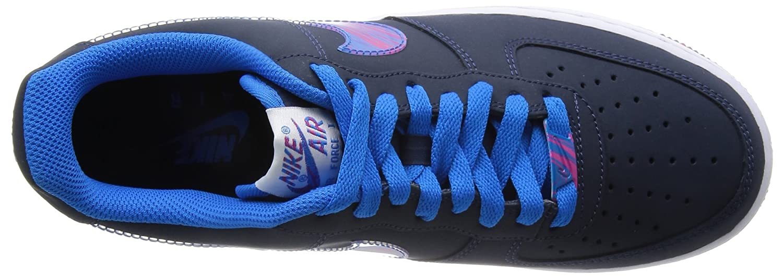 Nike Huarache Drift (Gs) - Racer Blau Racer Racer Racer Blau-schwarz - Freizeit-Schuhe-Kinder 1977b5