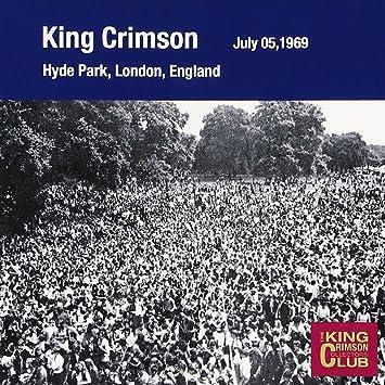 Amazon | コレクターズ・クラブ 1969年7月5日 ハイドパーク | キング ...