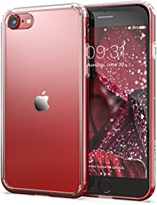 Crave iPhone SE (2020) Case, iPhone 8 Case, iPhone 7 Case, Clear Guard Protection Case for Apple iPhone SE/8/7 (4.7 inch) - Clear Edition