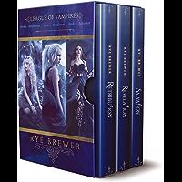 League of Vampires Box Set: Books 4-6 (League of Vampires Box Sets Book 2) (English Edition)