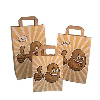PGV - Lote de 250 bolsas patatas Tragetaschen